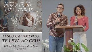Baixar O seu casamento te leva ao Céu? - Diácono João Carlos e Maria Luiza (06/07/19)