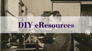 DIY Projects - NLA eResources Webinar thumbnail