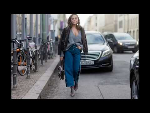 0d95d96492102c Chic Ways to Wear Denim Culottes Like a Fashion Expert - YouTube