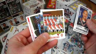 FOOT 2013-2014 FRENCH COLLECTION STICKERS PANINI, OPEN PACKETS, STARTER PACK