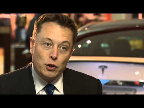 Elon Musk: \'Life has to be about more than just solving problems\' - BBC Newsnight