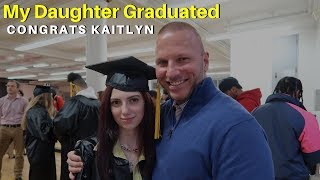 Best Day Ever! My Daughter Graduated Yesterday. Live From NYC...