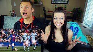 Barcelona vs Celta Vigo Reaction!!