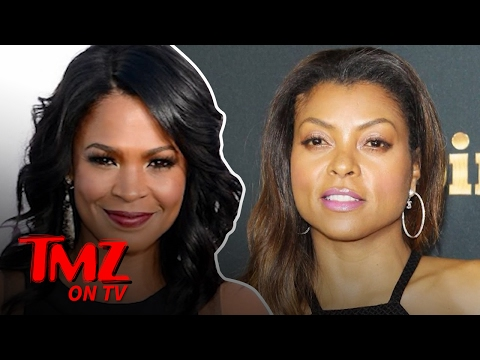 Taraji P. Henson & Nia Long: How The Feud Started | TMZ TV