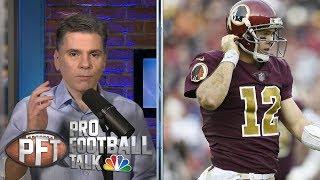 What will Washington Redskins do at QB in 2019? | Pro Football Talk | NBC Sports
