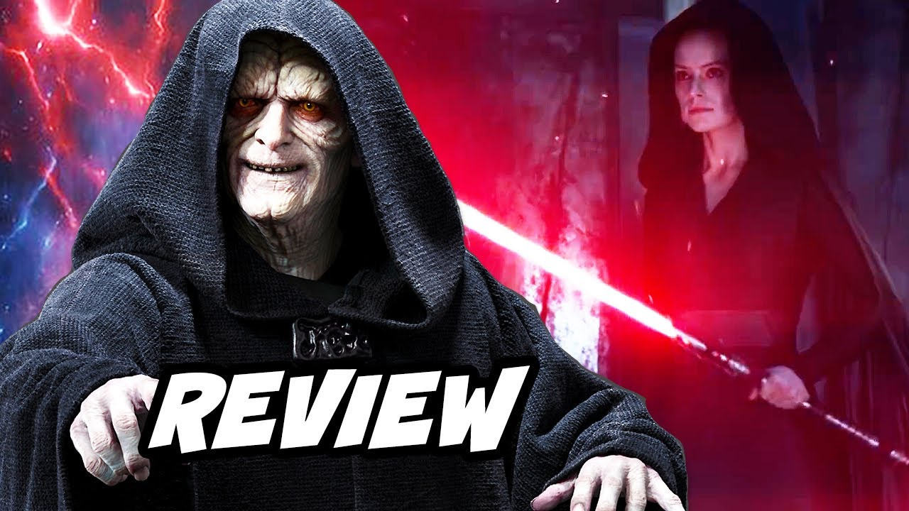 Star Wars Episode 9 Rise Of Skywalker Review No Spoilers Youtube