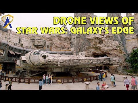 Star Wars: Galaxy's Edge: confira o visual do mais novo Parque Temático da Disney.