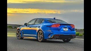 2018 KIA Stinger GT  Design Performance AMCI Test User Opinion