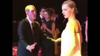 Танец Игоря Верника и Екатерины Вилковой