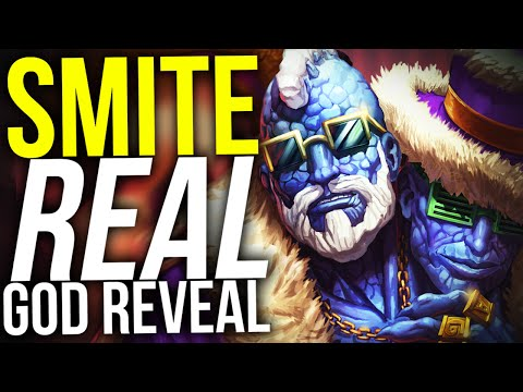 SMITE - REAL God Reveal - Agni
