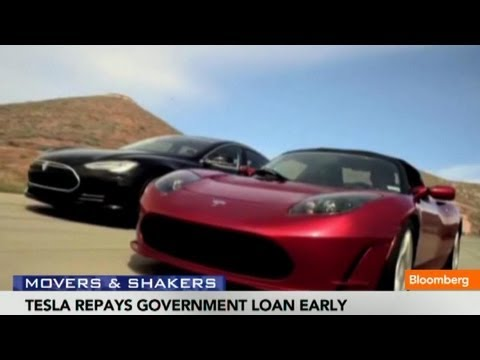 Tesla Pays Off Government, Wins Independence