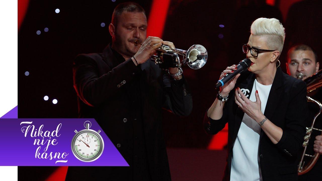 Tijana Dapcevic i Dejan Petrovic - Stani, stani Ibar.. - (live) - NNK - EM 16 - 06.01.2019