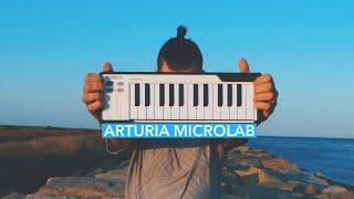 ARTURIA MICROLAB | TRAVEL MIDI CONTROLLER WITH AMAZING KEYS