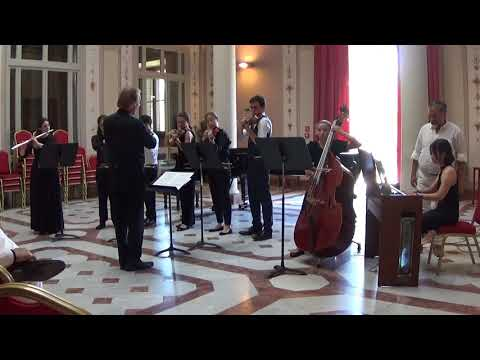 Concerto in G for flute & Strings Georg Philipp Telemann