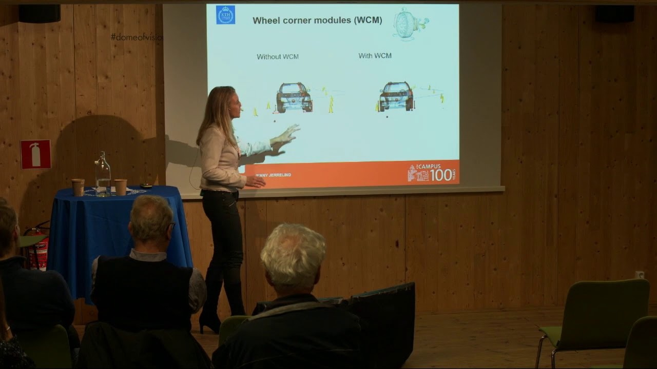Resource efficient vehicle design for the future | Jenny Jerrelind