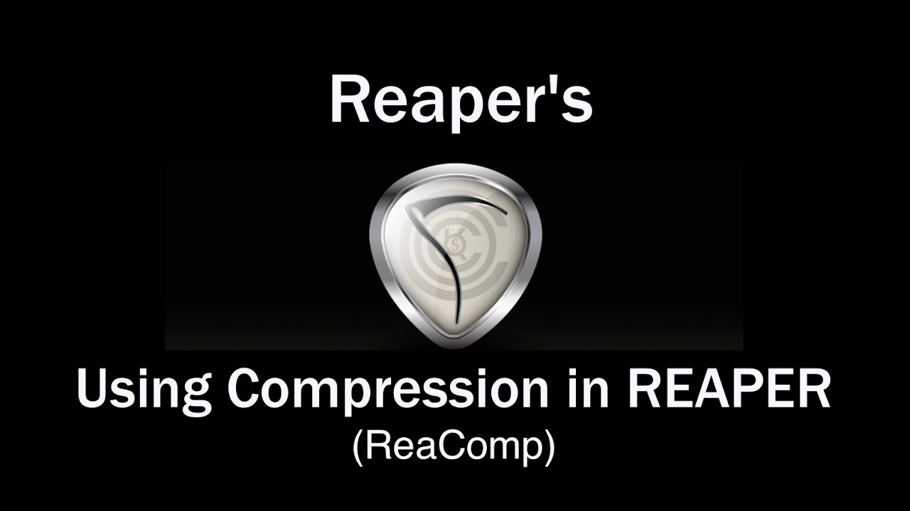 Using Compression in REAPER (ReaComp) – KennyMania