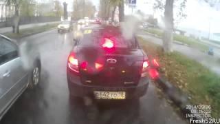 Подборка аварий на видеорегистратор 164 - Car Crash compilation 164 [18+]
