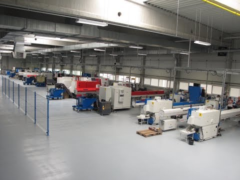 Tour Pro-Ject's New Logistics Center and New Factory