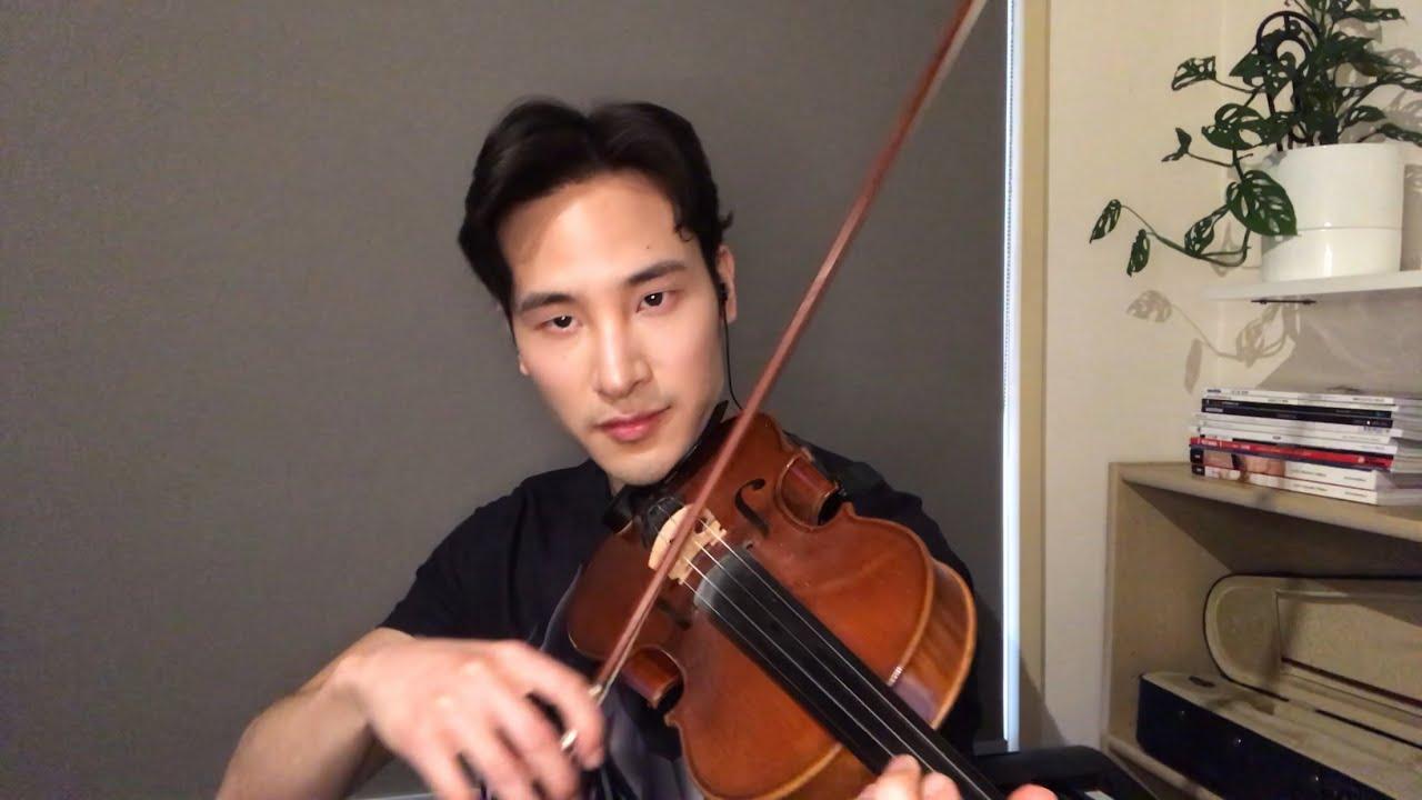 Jessi (제시) - 눈누난나 (NUNU NANA) | Josh Kua | Violin Cover