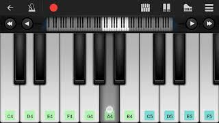 Milon Hobe Koto Din E -Perfect Piano