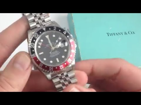 Rolex GMT-Master II Tiffany & Co. Dial: Time Capsule Luxury Watch Review