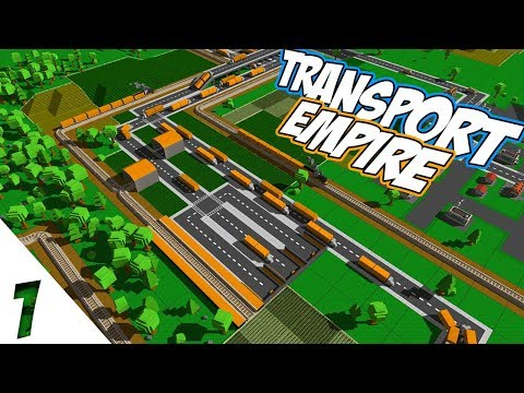 Transports Game: MOST EPIC TRANSPORTS COMPANY - Transports Gameplay and First Impressions