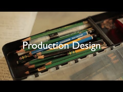 Production Design · The Art Department Animation Courses