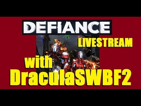 356 Days Streaming - Lets Play Defiance with DraculaSWBF2 - 12/14/2017
