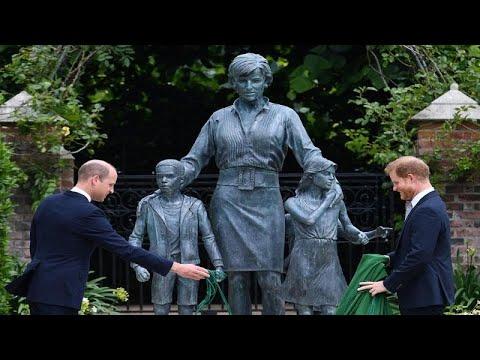Princess Diana remembered in Zimbabwe