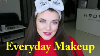 МОЙ ПОВСЕДНЕВНЫЙ МАКИЯЖ Everyday Makeup