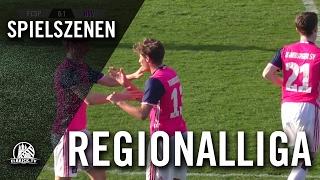 FC St. Pauli II – Hamburger SV II (Regionalliga Nord) - Spielszenen | ELBKICK.TV