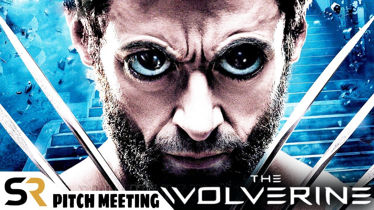 The Wolverine 2013: The Wolverine (2013) Pitch Meeting