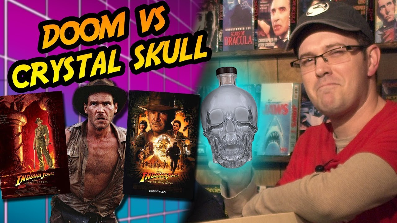 Temple of Doom VS. Crystal Skull - Indiana Jones Showdown - Rental Reviews