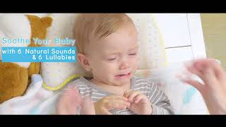 Baby Sleep Soother Penguin Sound and Light Machine