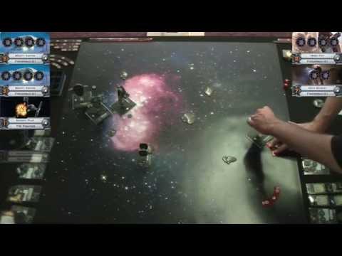 TNX - Star Wars X-Wing - Battle Report 12