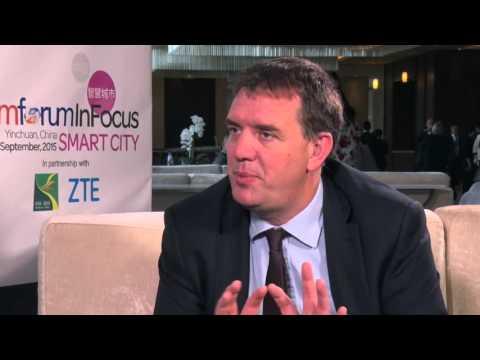 Paul Wilson Interview at Smart City InFocus 2015
