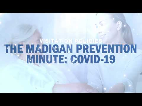 The Madigan Prevention Minute: Visitation Policies