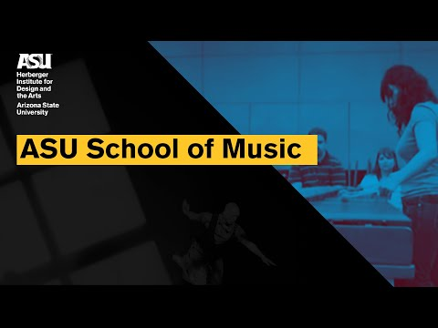 ASU School of Music | Herberger Institute for Design and the Arts