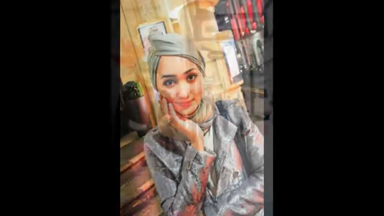 Fashion Hijab Turban Terbaru Ala Dian Pelangi YouTube