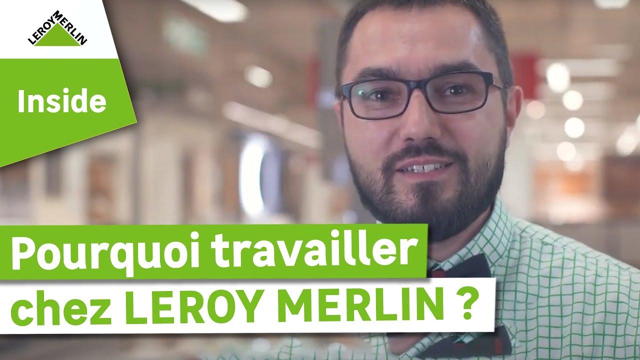 Download Pourquoi travailler chez Leroy Merlin ?