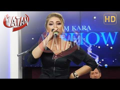 GİZEM KARA SHOW VATAN TV - BANA YAR OLMAZ SENDEN