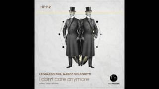 Leonardo Piva, Marco Solforetti - I Can Be Alone (Original Mix)