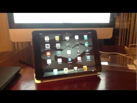 [Test] Housse IPad Mini Fine Et Intelligente