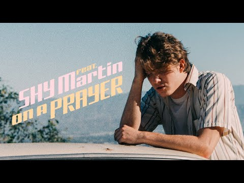 Boy In Space - On A Prayer (feat. SHY Martin)  [Official Video]