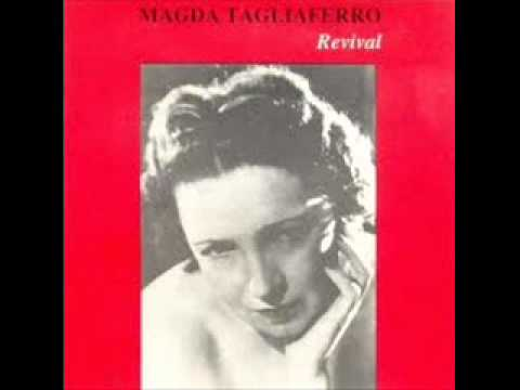 Magda Tagliaferro plays Hahn Sonatina