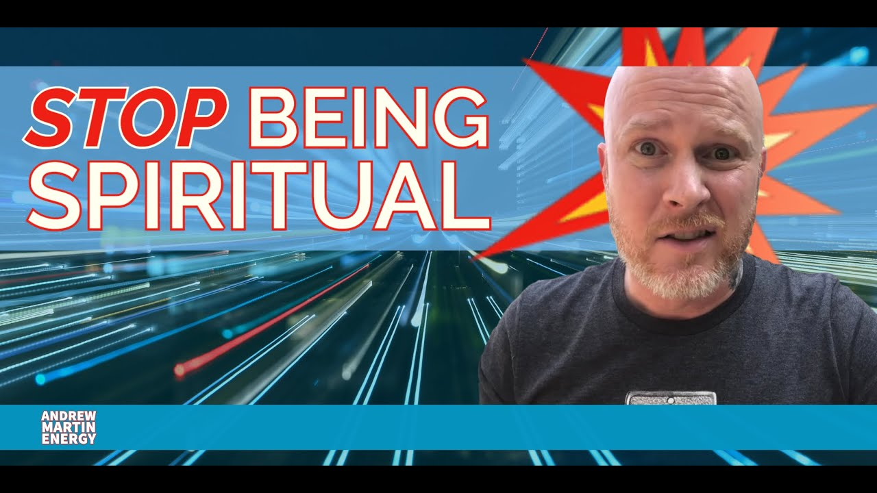 Image result for Stop Being Spiritual