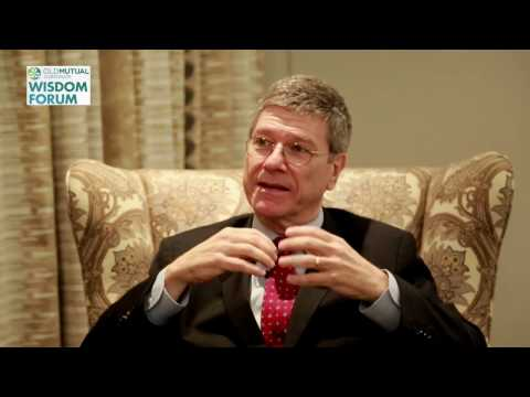 Old Mutual Wisdom Forum - Interview with Jeffrey Sachs
