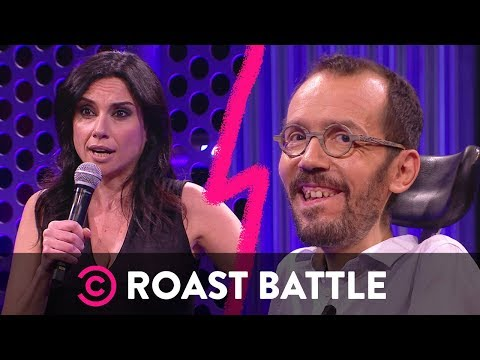 Pablo Echenique VS Marta Flich | Roast Battle | Comedy Central España