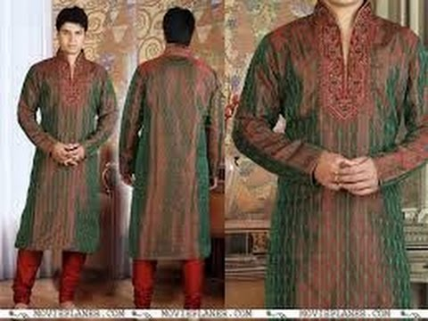 New Style Men's kurta designs 2015 -2016  Latest Collection thumbnail