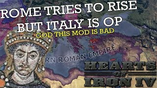 Hearts of Iron IV: Eastern Rome Rises, but Gothic Italy is OP